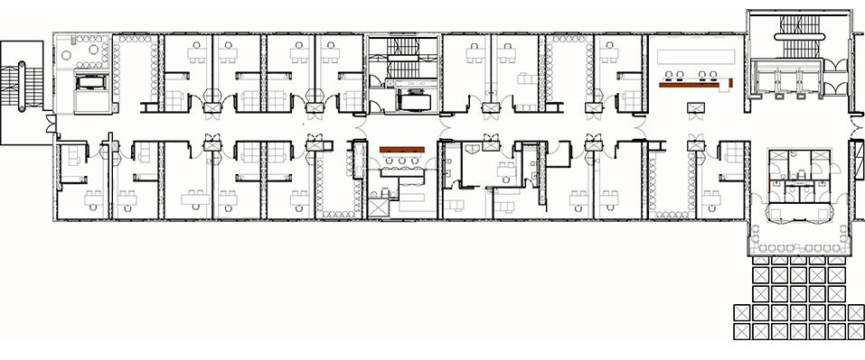 miriamcastells_diseño_interiores_clinica_diagonal_plano_2