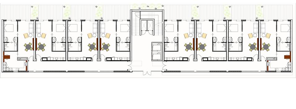miriamcastells_diseño_interiores_residencia_cugat_natura_plano
