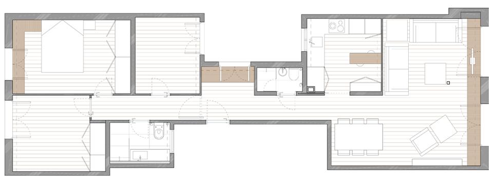 miriamcastells_diseño_interiores_vivienda_calvet_plano