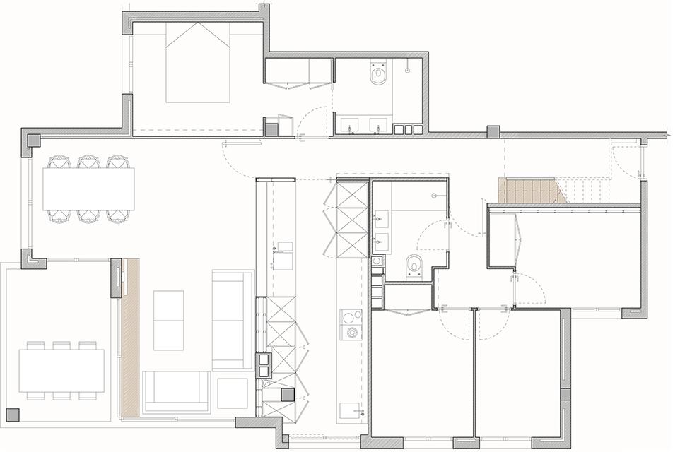 miriamcastells_diseño_interiores_vivienda_vilanova_plano