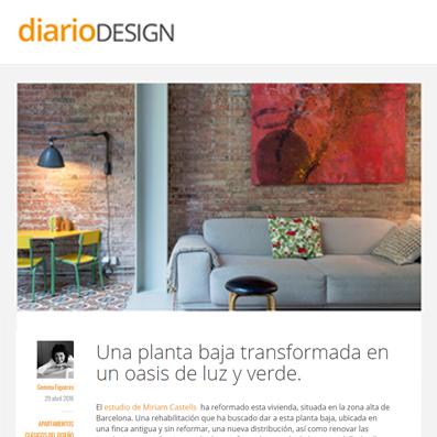 Vivienda bajos Madrazo_Diario Design