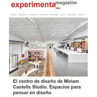 Design Centre Figueras International Seating_Experimenta_miriamcastellsstudio