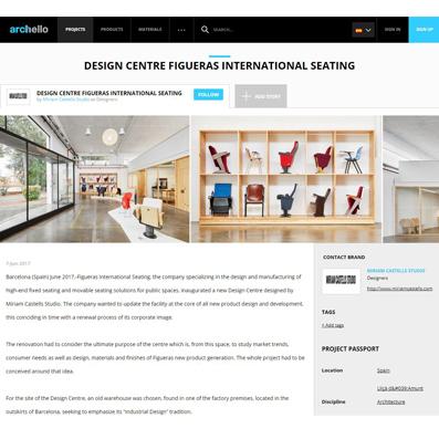 Design Centre Figueras International Seating_archello_miriamcastellsstudio
